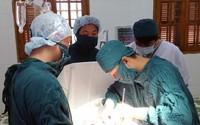 Bệnh viện Bạch Long Vĩ cứu sống bệnh nhân nguy cơ vỡ ruột thừa