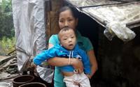 Bi kịch của người đàn bà đơn thân nuôi mẹ già và con nhỏ bệnh tật