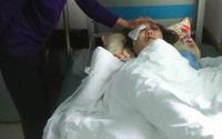Cô giáo nghèo nguy kịch vì không tiền phẫu thuật sau tai nạn giao thông
