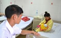Nước mắt cuộc đời cặp vợ chồng có 2 con viêm tủy xương