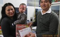 Hơn 24 triệu xoa dịu nỗi đau của bé trai bệnh trọng bị mẹ bỏ rơi