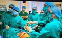 Cứu sống một bệnh nhân tắc hoàn toàn động mạch vành phải