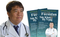 """""""Hợp chất Fucoidan mang lại sức khỏe và hy vọng"""" cho bệnh nhân ung thư"""