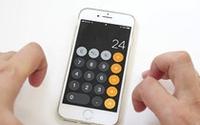 iOS 11 gặp lỗi ngớ ngẩn 1+2+3 = 24