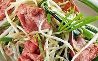 Cách làm thịt bò xào giá hẹ, vị thơm bay cả sang nhà hàng xóm