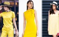 Mặc màu nắng chuẩn như Thu Thảo, Hà Tăng để hè thêm rạng rỡ