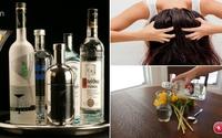 """Hóa ra rượu vodka còn có hàng tá những công dụng """"thần thánh"""" thế này đây"""
