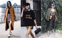 Học được gì từ phong cách thời trang thu đông của 6 Fashionista nổi tiếng nhất xứ kim chi?
