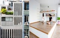 Căn nhà chỉ 18m² của vợ chồng Việt gây bất ngờ vì thiết kế quá thông minh
