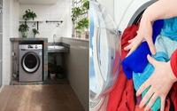 Máy giặt nhanh thành