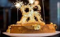 Chiếc bánh phô mai hơn trăm triệu khiến ai cũng phải