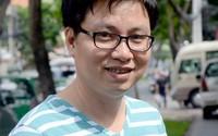 Nhà văn Nguyễn Đình Tú và