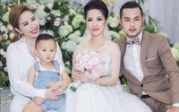 Sau đám cưới sang chảnh, chị dâu Bảo Thy có cuộc sống ra sao?