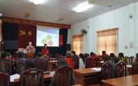 Thái Nguyên: Tập huấn kỹ năng truyền thông về kiểm soát mất cân bằng giới tính khi sinh