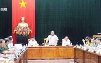 Thủ tướng tới Quảng Bình chỉ đạo khắc phục hậu quả bão số 10