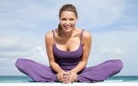 6 động tác yoga tốt cho
