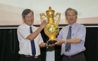 Trao 2 kỷ lục Việt Nam cho GS.TS Nguyễn Anh Trí