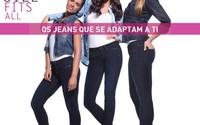 6 cô nàng này đã thử chiếc quần jeans được quảng cáo là vừa mọi kích cỡ, và kết quả nhận được thật bất ngờ