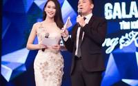 Á hậu Đại Dương Vân Quỳnh duyên dáng làm MC cuộc thi Nữ hoàng Kim Cương