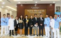 Vinmec đầu tư hơn 1 triệu USD triển khai mô hình vận hành bệnh viện tiên tiến hàng đầu thế giới