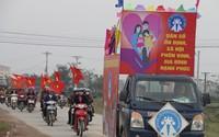 Nghệ An: Phát động Tháng hành động quốc gia về dân số