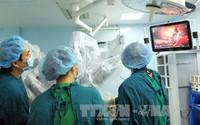 Việt Nam lần đầu tiên sử dụng robot phẫu thuật ung thư gan