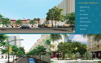 Sắp khai trương nhà mẫu An Phú Residence tại Tp. Vĩnh Yên