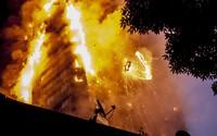 Tòa nhà 27 tầng cháy dữ dội: Nạn nhân quẫn trí nhảy lầu