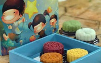Chị em công sở hốt bạc mùa Trung thu nhờ bánh handmade