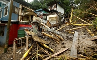 Bão lớn càn quét Trung Mỹ, 20 người thiệt mạng