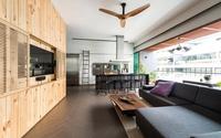 Căn chung cư tuyệt đẹp có tới 3 khu bếp