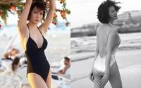 Mỹ nhân Việt U50 tự tin diện bikini bất chấp tuổi tác