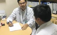 Thanh niên 25 tuổi phát hiện ung thư tinh hoàn khi đi khám ho
