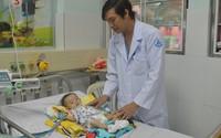 Bé gái 2 tháng tuổi mắc bệnh tim hiếm, cả thế giới chỉ có 4 ca