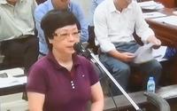 Chiều nay tuyên án cựu Đại biểu Quốc hội Châu Thị Thu Nga