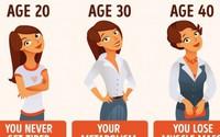 Thử 5 bài tập này giúp bạn biết mình có còn trẻ hay không