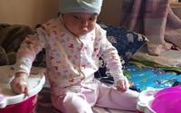 Thương tâm bé gái 5 tuổi, nặng 10kg mắc bệnh nan y
