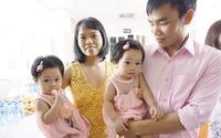 Hạnh phúc vỡ òa của những cặp vợ chồng hiếm muộn