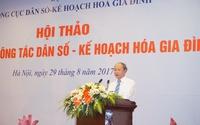 Hội thảo chuyên đề công tác DS-KHHGĐ 2017: Nhìn thẳng vào thách thức, chủ động vượt khó khăn