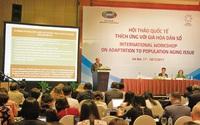 """""""Già hóa"""" dân số: Biến thách thức thành cơ hội để phát triển"""