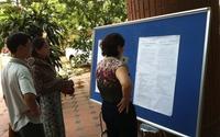 Tuyển sinh đầu cấp tại Hà Nội: Tuyển sinh trực tuyến được thực hiện thế nào?