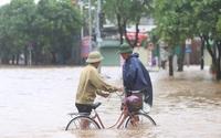 Siêu bão số 10: Cả nước 6 người chết, hôm nay lũ miền Trung lên cuồn cuộn