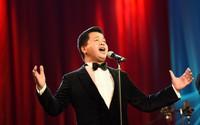 Đăng Dương chơi đàn bầu, hát nhạc Nga làm say đắm khán giả trong