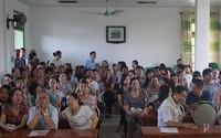 Phụ huynh bốc thăm cho con vào trường mầm non hot nhất Nghệ An