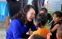 Thứ trưởng GD&ĐT: Tôi đau lòng khi xem clip bảo mẫu đánh trẻ ở Sài Gòn