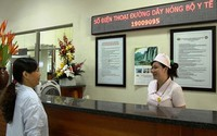 Bộ Y tế: Cho nghỉ việc 22 cán bộ, cách chức 13 người vì bị dân phản ánh tiêu cực