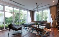 Ngôi nhà Hà Nội tuy không trang trí cầu kì nhưng vẫn đẹp mê hồn nhờ trau chuốt trong từng chi tiết