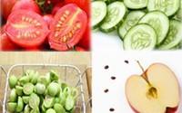 6 loại quả nếu ăn cả hạt sẽ dễ 'rước họa vào thân'