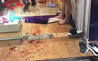 Hà Nội: Nhân chứng kể lại vụ chém người hãi hùng trên phố Hàng Bông