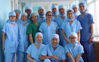 Một bệnh viện tuyến huyện thực hiện thành công mổ tim hở lần đầu tiên ở Việt Nam
